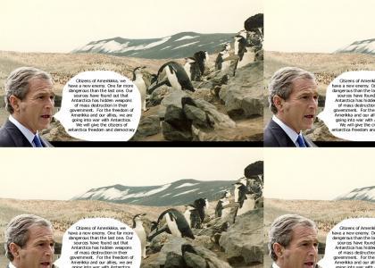 Bush's new enemy