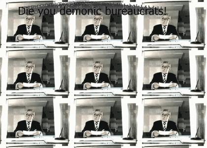 Mystery song vanquishes bureaucrats