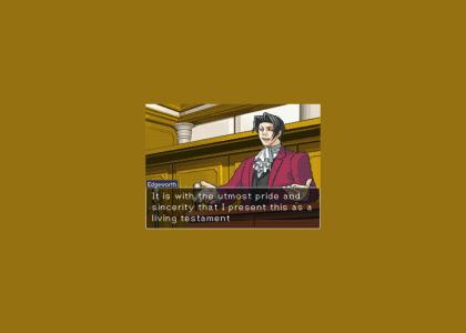 Phoenix Wright: Hova Turnabout (Refresh)