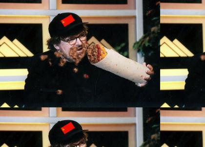 Michael Moore's burrito
