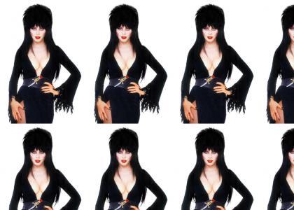 I see Elvira!