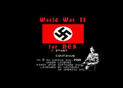 OMG Secret Nazi NES Game