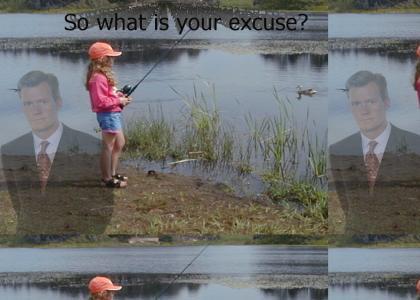 Going fishing eh?