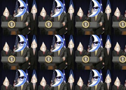 Moon man for President