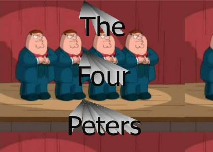 The four peters