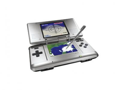 Hurricane - the latest game for your Nintendo DS