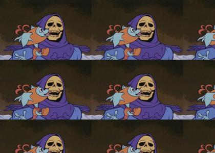 Skeletor ♥ Space Puppies
