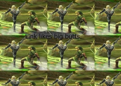 Sheik and Link Foreplay