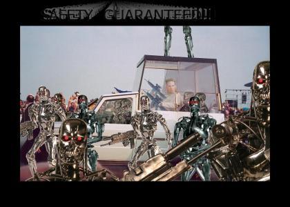 SAFETY GUARANTEED!!!