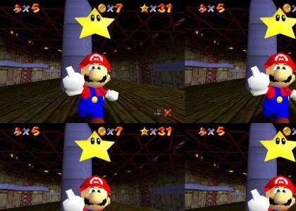Mario hates you!