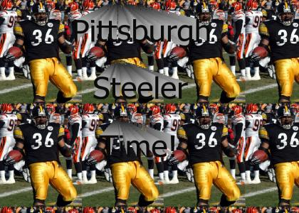 Pittsburgh Steelers!