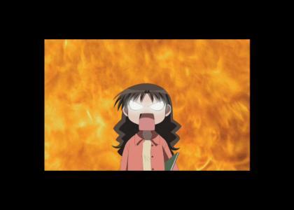 Yukari is Sephiroth