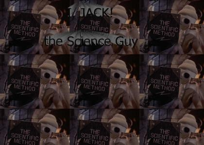 Jack Skellington the Science Guy