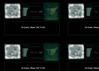 Metal Gear Lonley