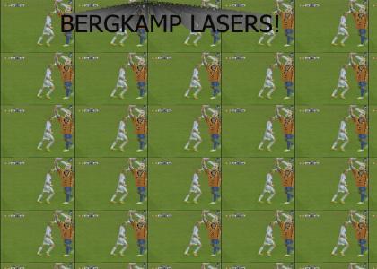 Zidane vs. Dennis Bergkamp