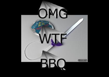 Zelda + Revolution Controller = OMGWTFBBQ