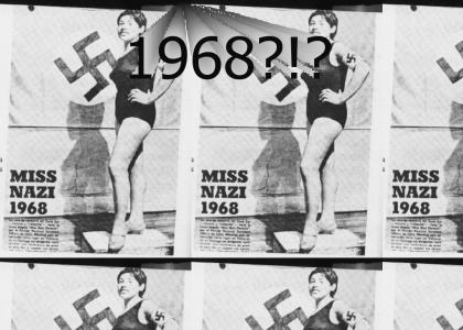 Miss Nazi 1968