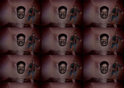 McFly Stole FutureConan's Butterfinger