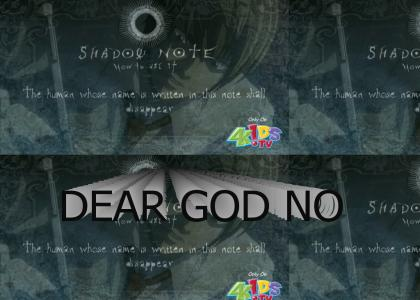If 4Kids did Death Note