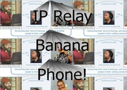 Ip Relay Banana Phone