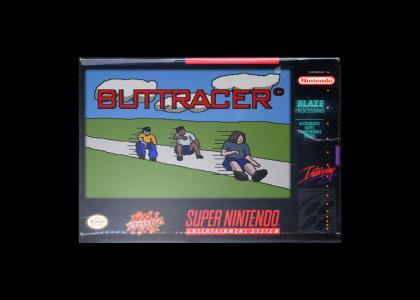 Buttracer SNES Box Art v2