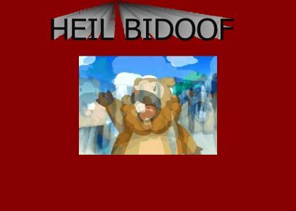 Bidoof Seizes Control