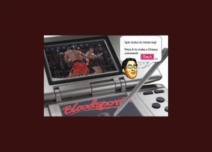 Bloodsport DS!