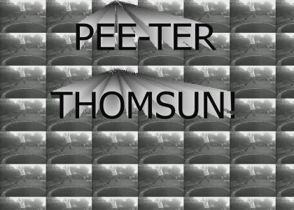 Peter Thomson!
