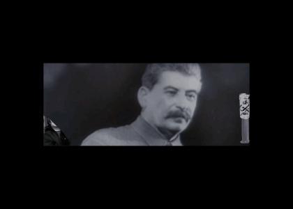 Rainbow Stalin Pez Dispensirerr (communist)