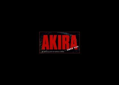 UBER HAX!!1 : AKIRA ( a ytmnd fadsub )