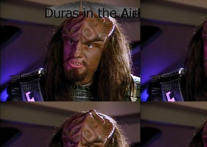 Duras in the Air!