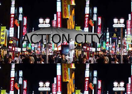 tokyo ACTION CITY
