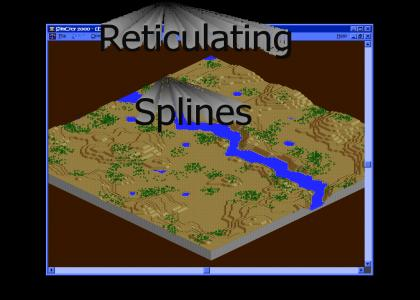 Reticulating Splines