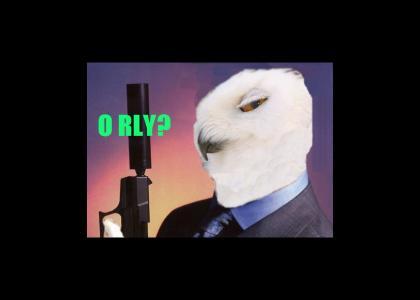 Bond, O Rly Bond.