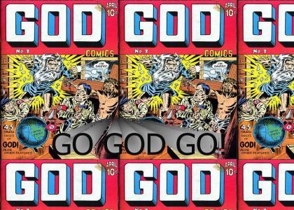 God versus Hitler