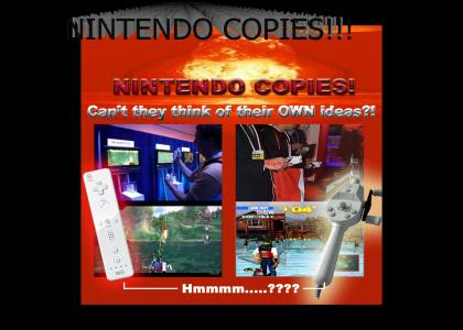 NINTENDO COPIES!!!