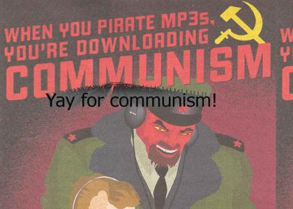 Yay for communism!