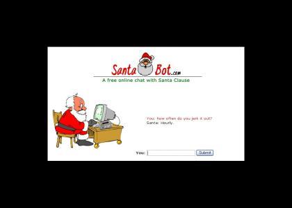 Way to go Santa!