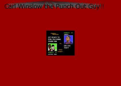 Punchout Family Matters Carl Winslow