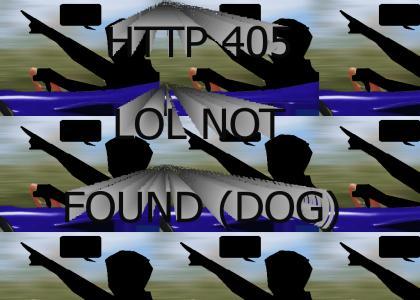 Lol, Internet not found