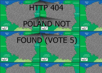 HTTP 404 POLAND NOT FOUND (VOTE 5)