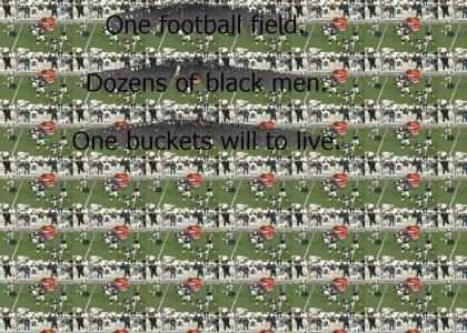 epic kfc football touchdown