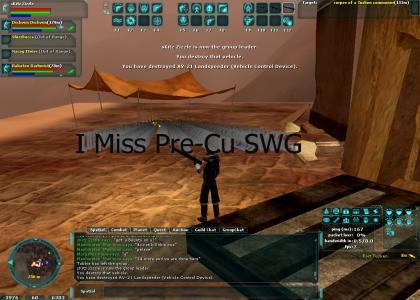 I Miss Pre-Cu SWG!