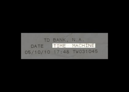 The most powerful ATM ever.