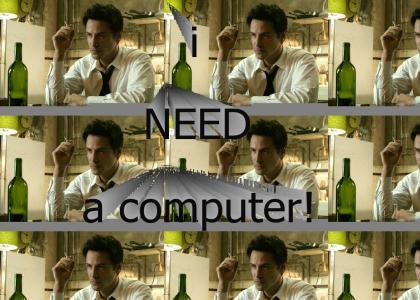 Keanu wants the internet