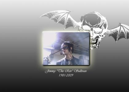 "R.I.P. Avenged Sevenfold's ""Rev"" Jimmy Sullivan"