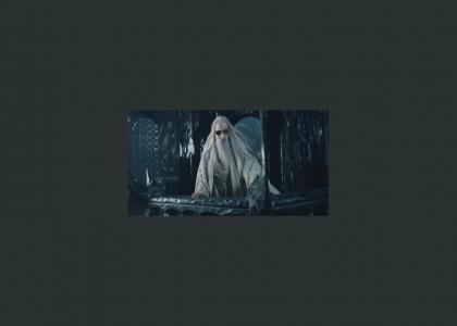 Saruman Misses Out