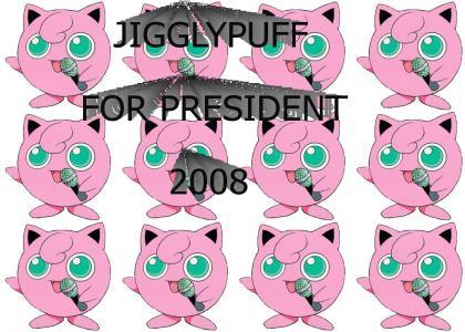 VOTE JIGGLYPUFF 2008