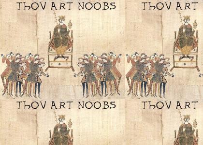 Medieval Noobs