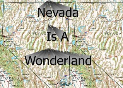Nevada is a wonderland
